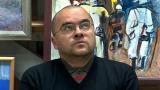 Marcin Baran w Galerii Literackiej BWA Olkusz