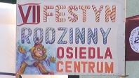 VII Festyn Rodzinny oś. Centrum w Olkuszu.